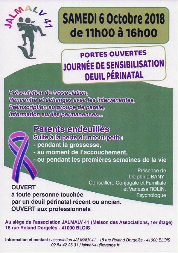 Affiche Deuil Périnatal